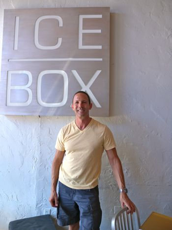 A Visit To The Ice Box Cafe In Miami Huffpost