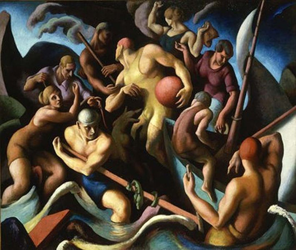 thomas hart benton essay Analyzing thomas hart benton city building reliablepapers kept me informed about my order at every stage i felt very confident with the service and my essay arrived earlier than expected michael, new york.