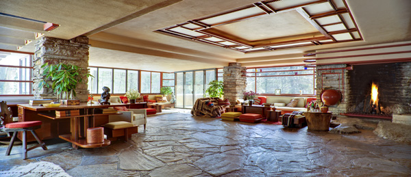 F Lloyd Wright 39 S Fallingwater At 75 Huffpost