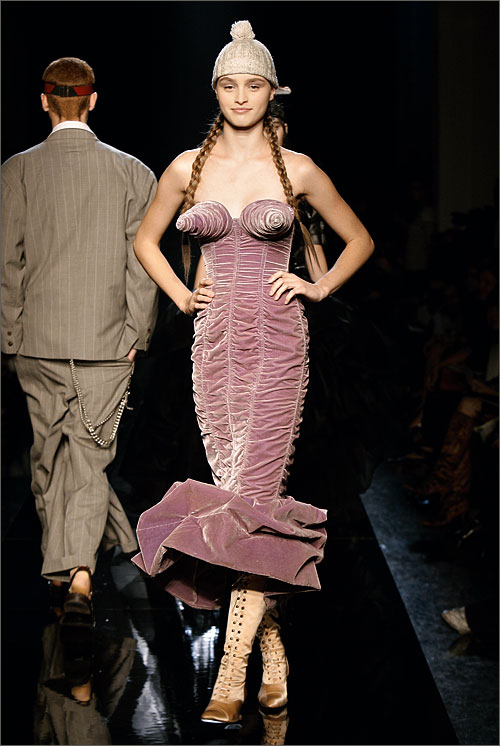 The Fashion World Of Jean Paul Gaultier From The Sidewalk To The