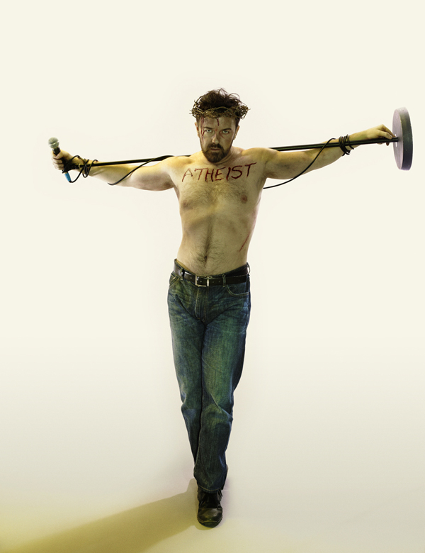 jesus crucifix cunt
