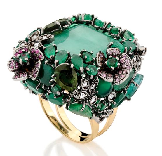 A Lesson in Ginga Brazilian Jewelry Design in Sao Paolo HuffPost