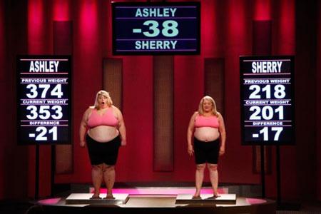 Biggest Loser Michael en Ashley dating God gratis dating side