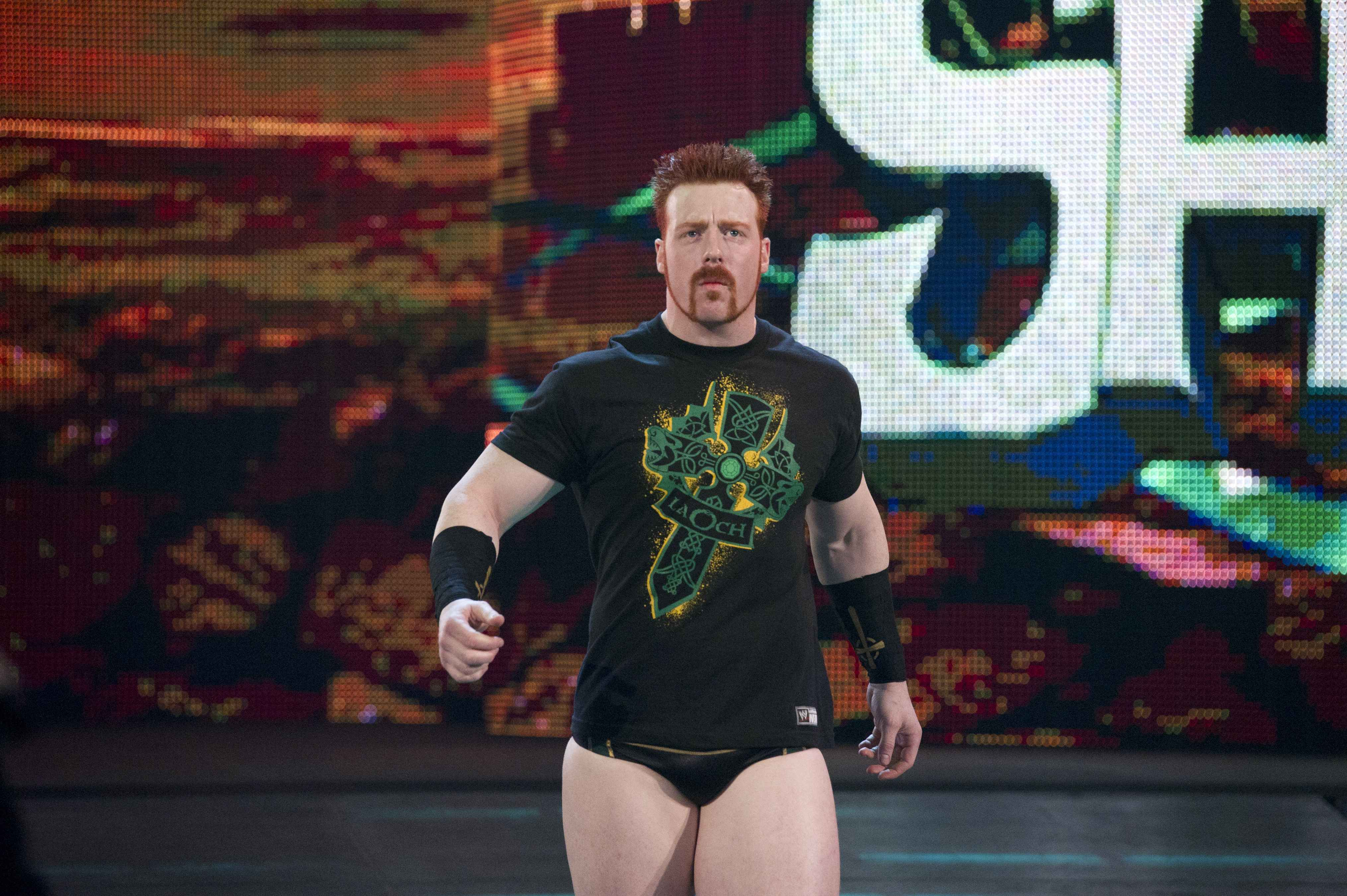 Wwes Sheamus Celtic Warrior Combats Bullying Huffpost