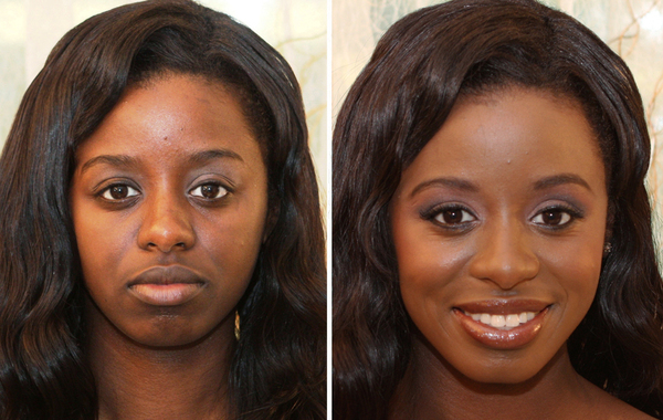 women of color before and after huffpost