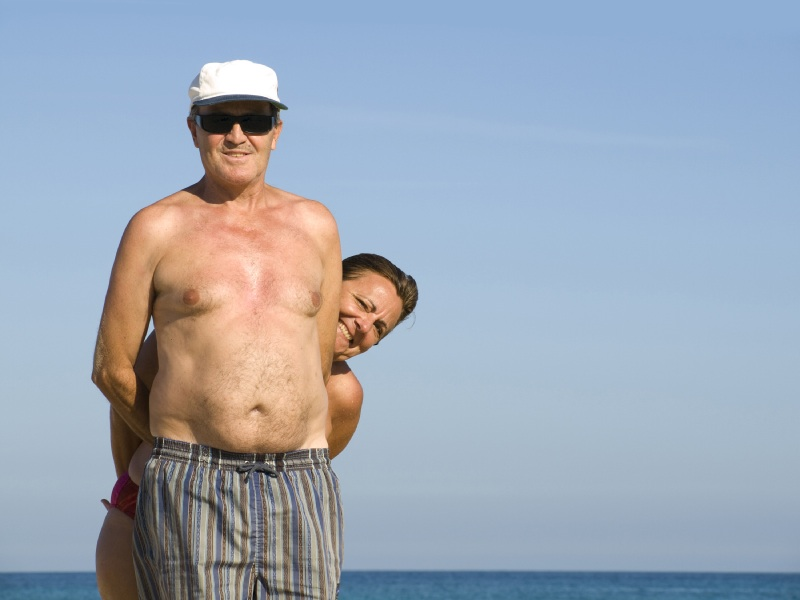 Topless With A Hip Replacement  Huffpost Life-6848