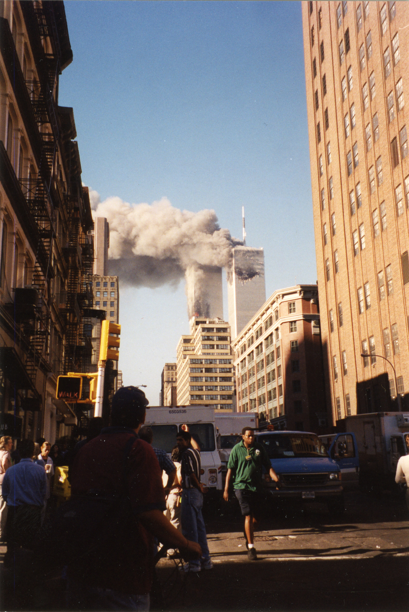 New York September 11 2001