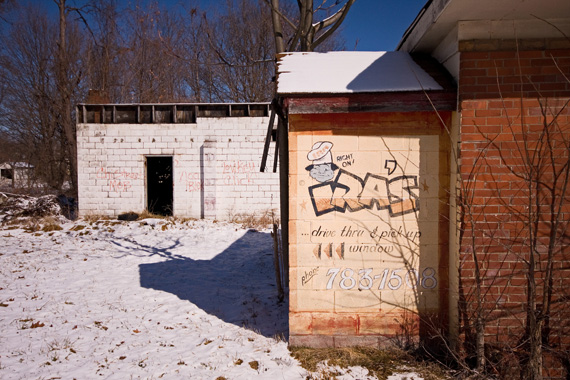 Wandering America's Rust Belt: Photographing Youngstown ...
