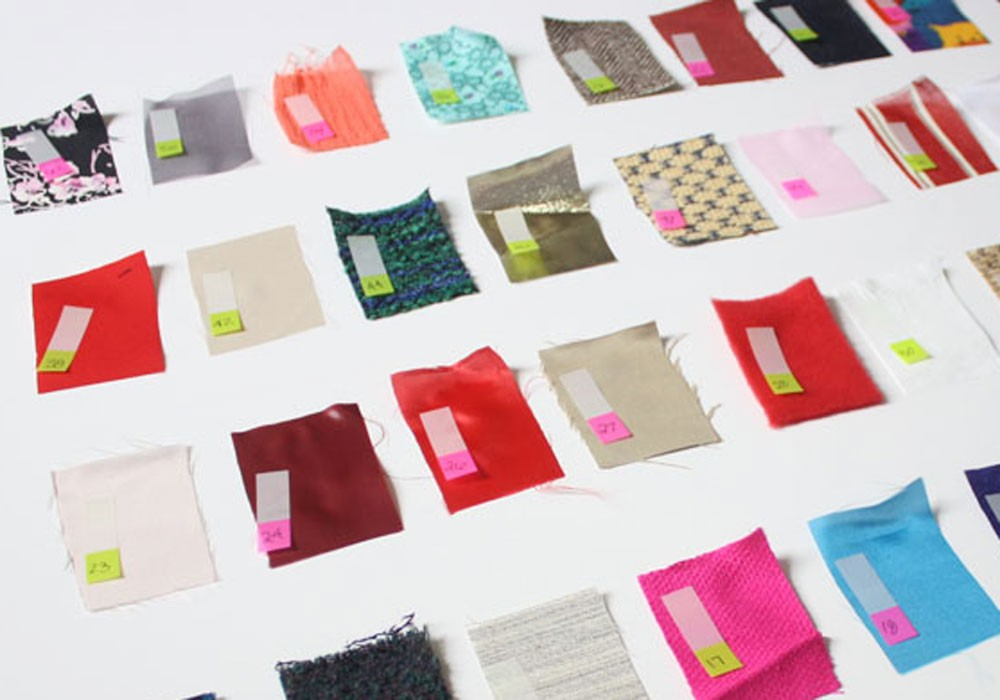 Swatch and Learn: Fashioning a DIY Fabric Library   HuffPost