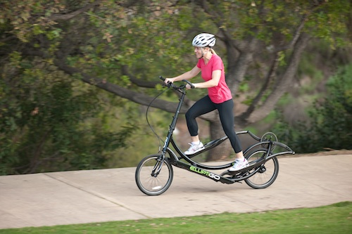 Bikes You Ride Standing Up On ElliptiGO on the advice of