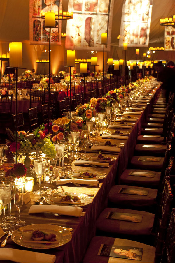 A Banquet Fit For A King Or The Metropolitan Opera