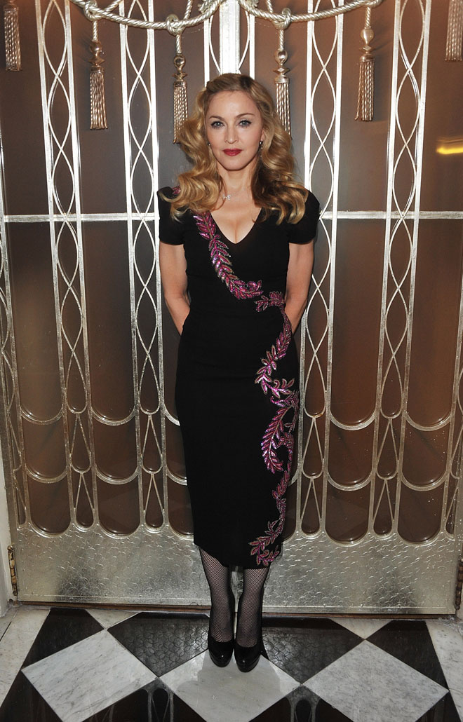 Style News In Six Clicks Madonna S New Clothing Line Marc Jacobs And Nars Collab And More