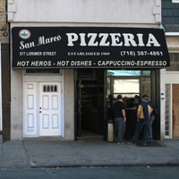 San Marco Pizzeria Image By Andrew Savage
