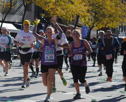 The 26 2 Recap Countdown To The New York City Marathon