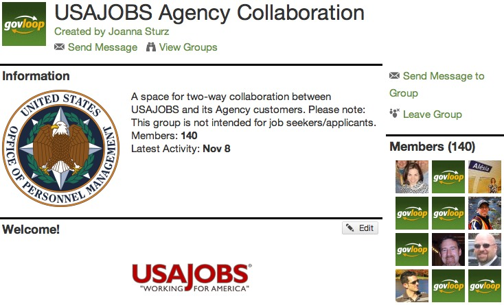 Amid Portal Problems, USAJOBS Turns Frustration to Friendship With ...