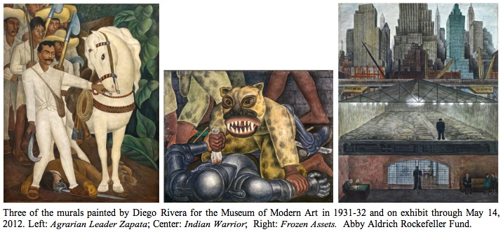 Next year country what happened to the radical left in art for Diego rivera mural new york