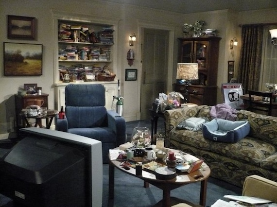 tv set decorators use decor to flesh out characters huffpost