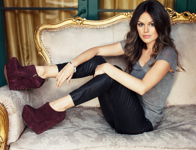 Rachel Bilson's Foray Into Footwear, DVF Reminisces And ...