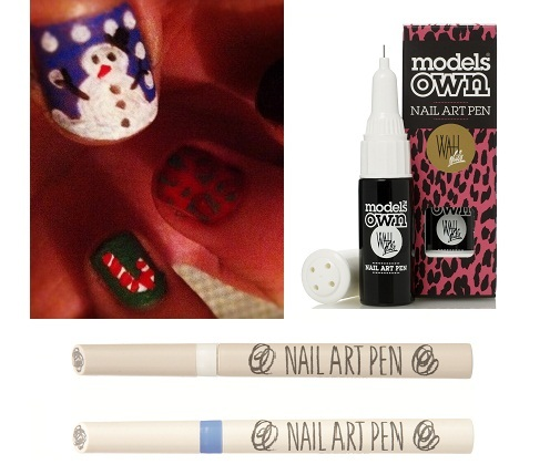 2011-11-25-2_snowman_candy_cane_xmas_christmas_festive_nail_art_top_shop_nail_varnish_pens.jpg