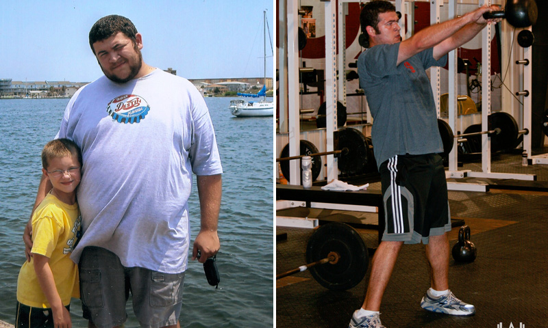 Ben Quit Drinking Soda And Lost 170 Pounds Huffpost Life