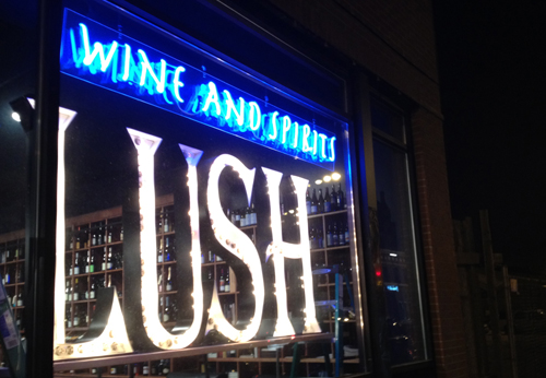 Lush Wine and Spirits