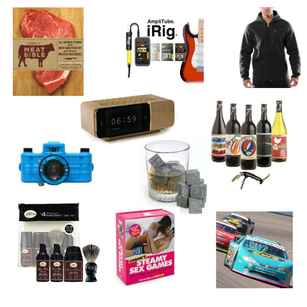 Valentine's Day Pocket Guide: Gifts for Guys