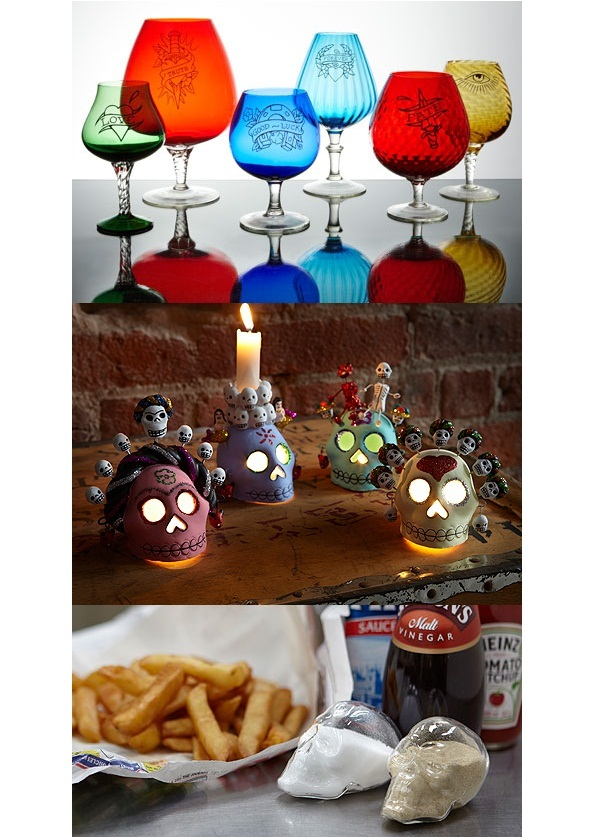 2012-01-17-vintage_coloured_tattoo_brandy_glass_Mexican_day_of_the_Dead_tealight_holders_skull_salt_and_pepper_pots_RE.jpg