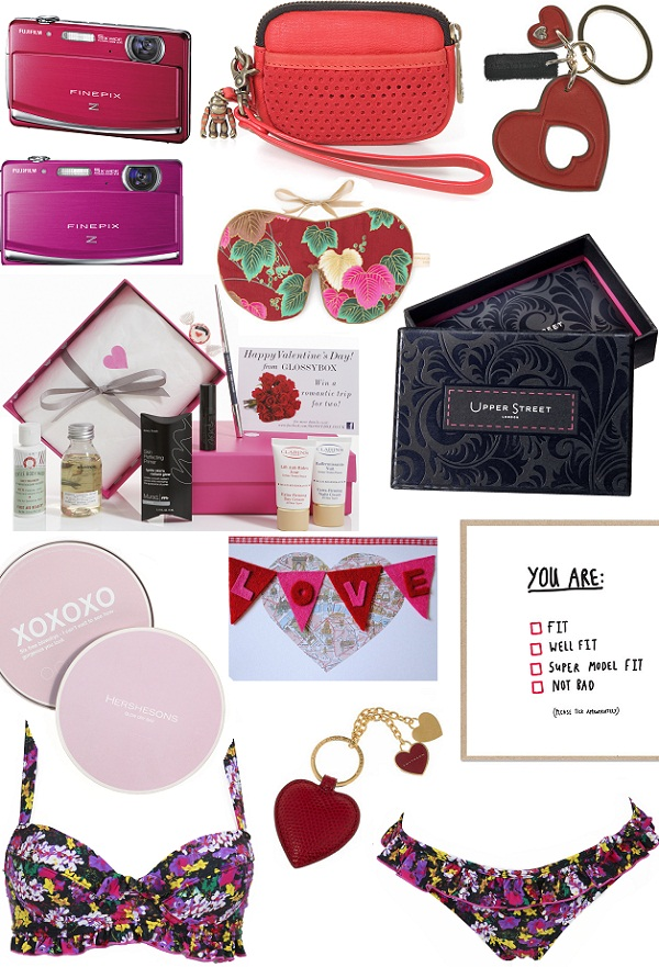 weekend shopping: romance and thoughtful valentines gifts for girls, Ideas
