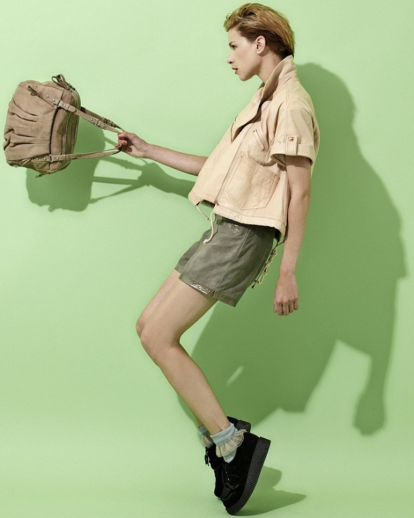 2012-02-06-1Sarah_McGiven_FightForYrWrite_Urbancodeleathersuedefashion_short_sleeve_jacket_shorts_handbag.JPG