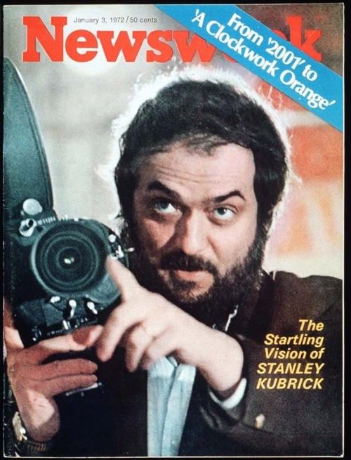 stanley kubrick self portrait