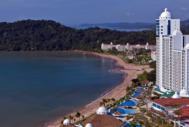 Kobbe Beach Punta Bruja Panama City