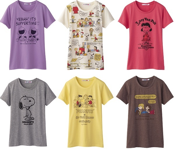 2012-02-21-Sarah_McGiven_FightForYrWrite_Peanuts_Snoopy_Charlie_Brown_TShirt_tee_range_Uniqlo_fashion_women.jpg