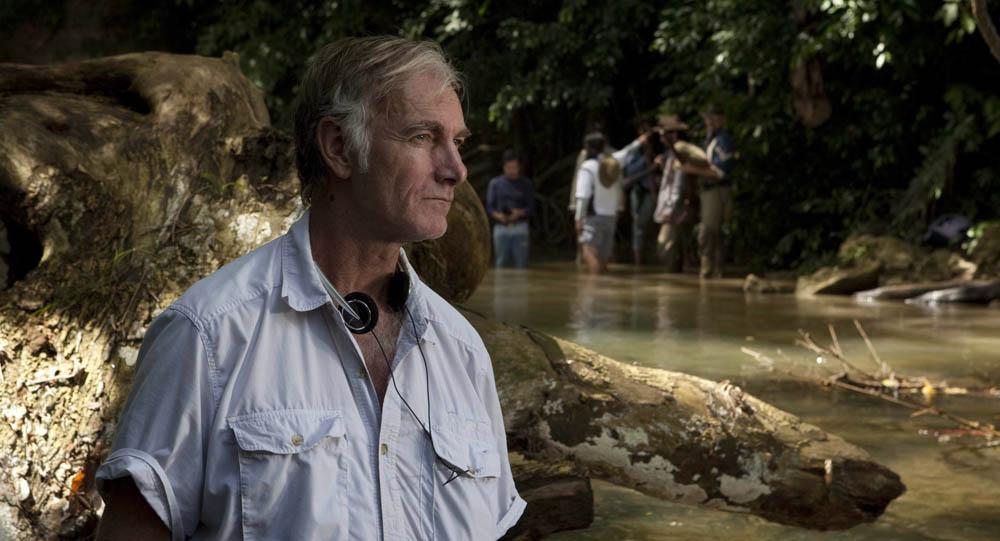 Filmmaker John Sayles