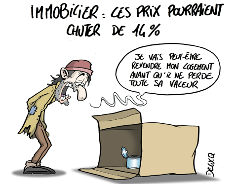 image drole immobilier