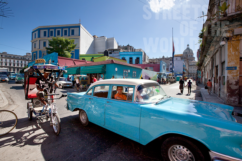 Adventures For Anyone Take A Chevy Bel Air For A Cruise In Cuba