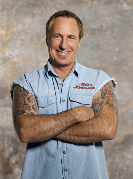 Kelly meyer american restoration wallpapers