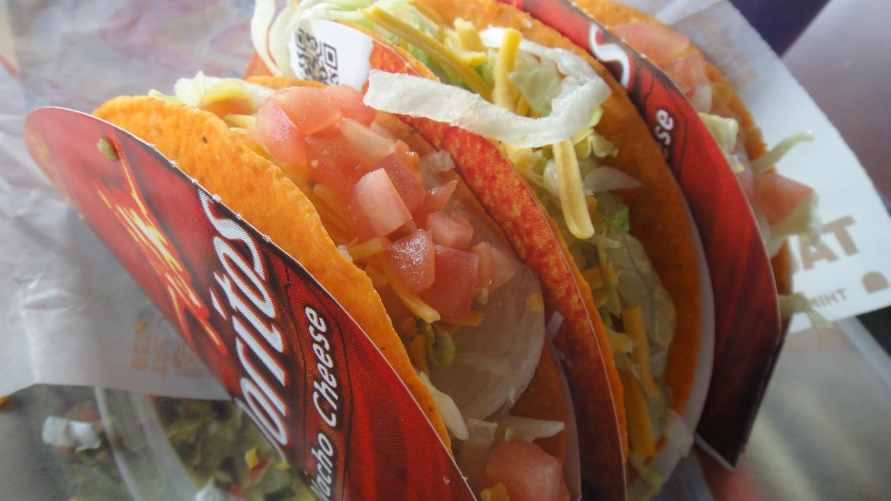 how to make taco bell doritos tacos