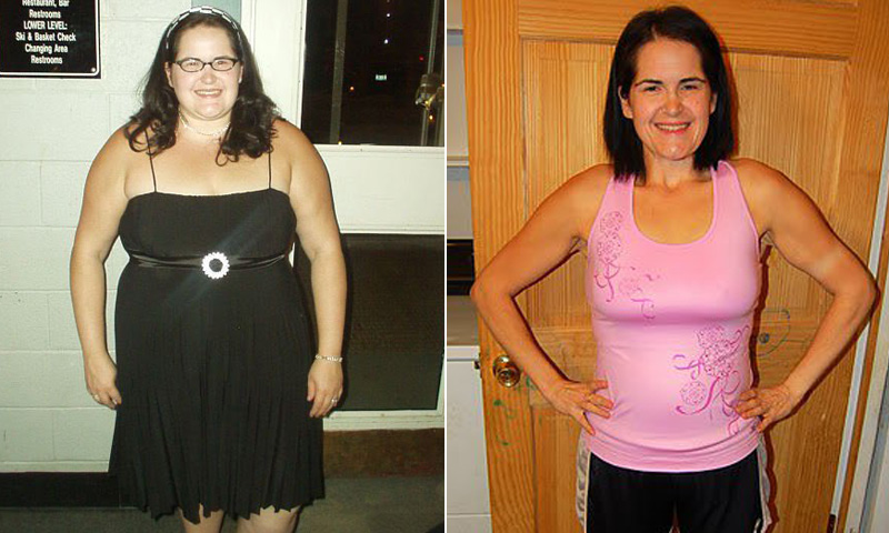 Weight Loss Success: Jen Moore Started Hula Hooping And ...