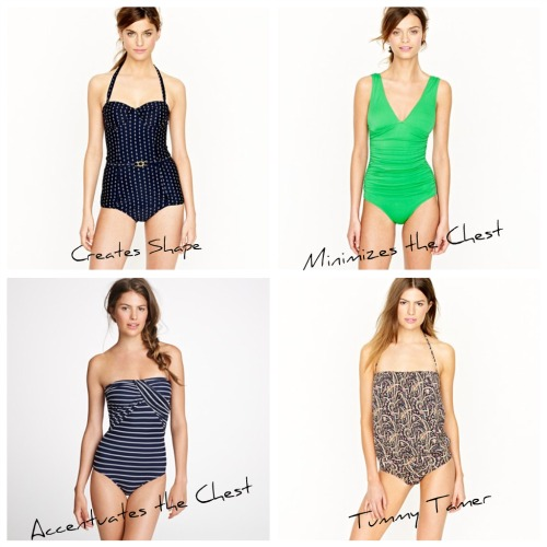 Choosing The Right Bathing Suit For Your Body (PHOTOS)