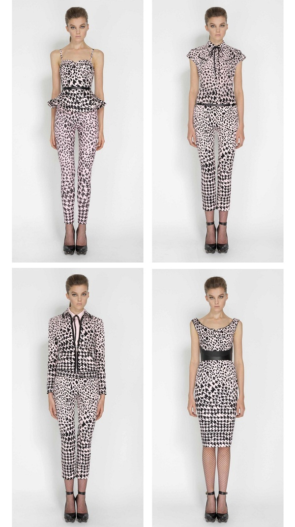 2012-04-10-5_Sarah_McGiven_McQ_SS12_Baby_pink_Pastel_Black_animal_Print_Houndstooth_check_fashion_trend.jpg
