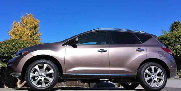 2012 Nissan Murano LE Test Drive and Review | HuffPost