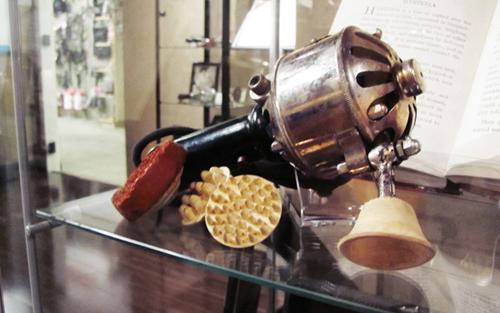 Vibrator museum san francisco