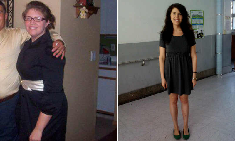 Weight Loss Success: Natt Smith Became A Vegan And Lost ...