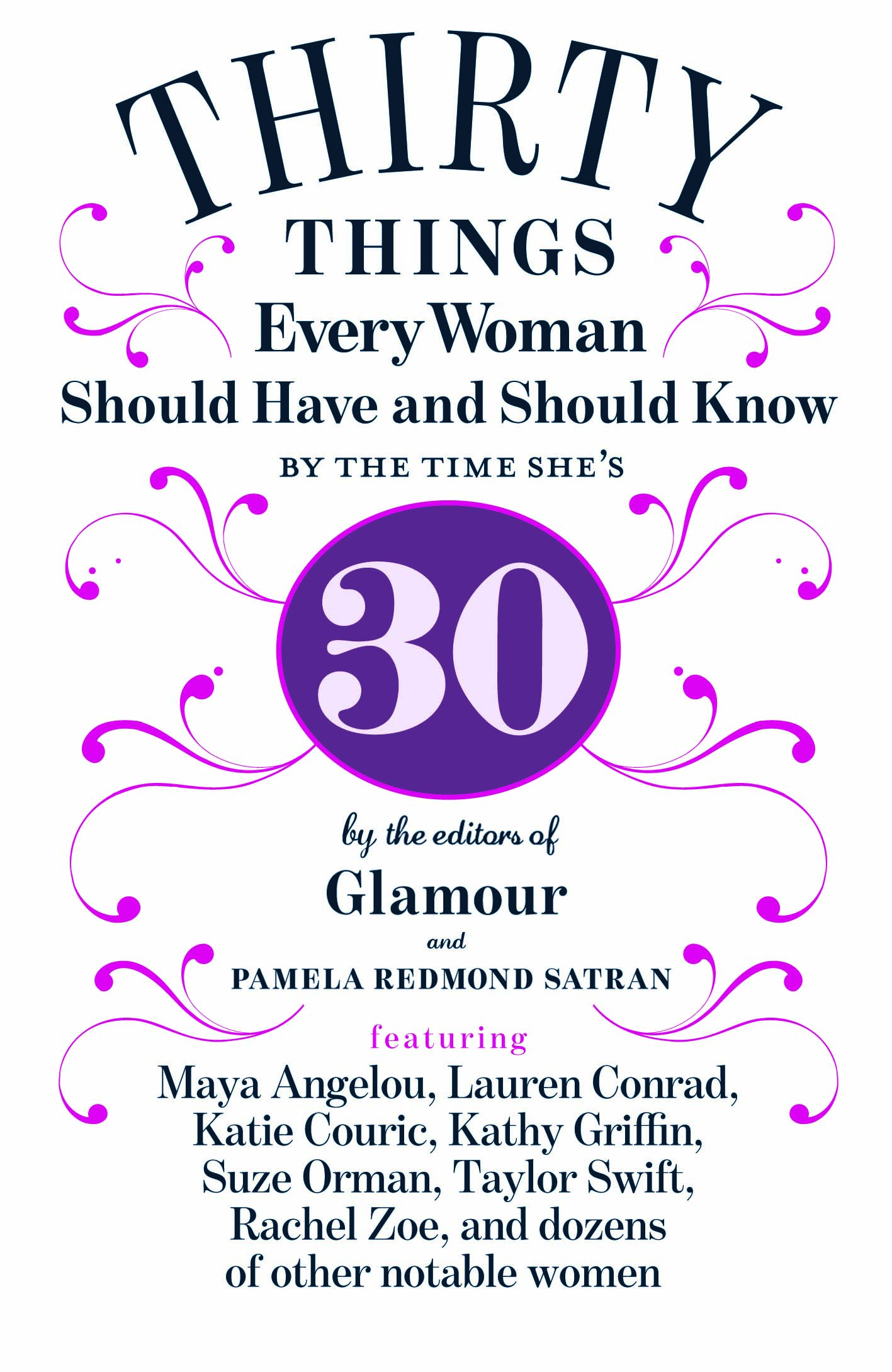 "WATCH: Glamour Editor-In-Chief Cindi Leive Talks ""30 Before 30"" On ..."