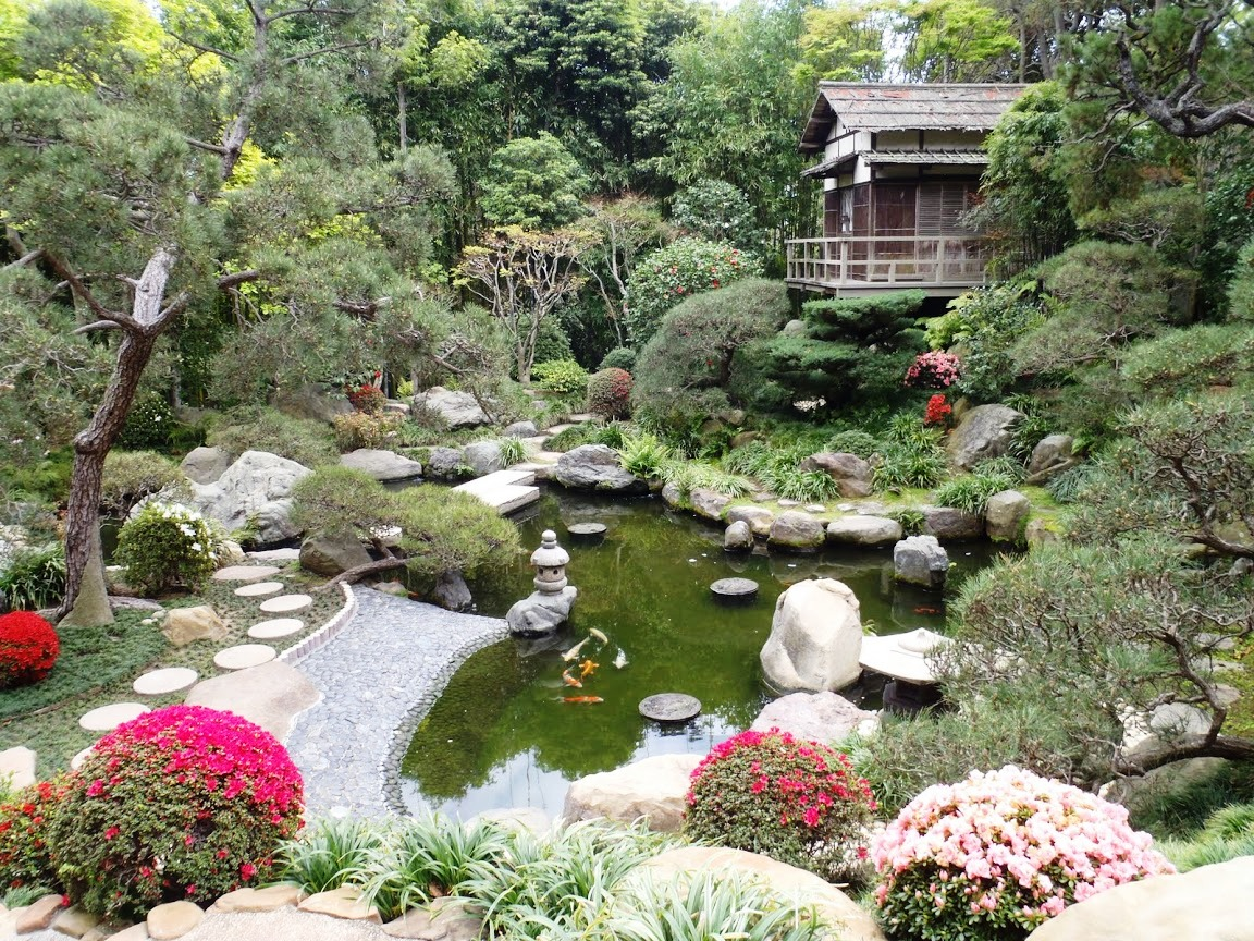 Ucla violates a long standing regent 39 s bequest and endangers one of the rarest private japanese - Japanese garden ...