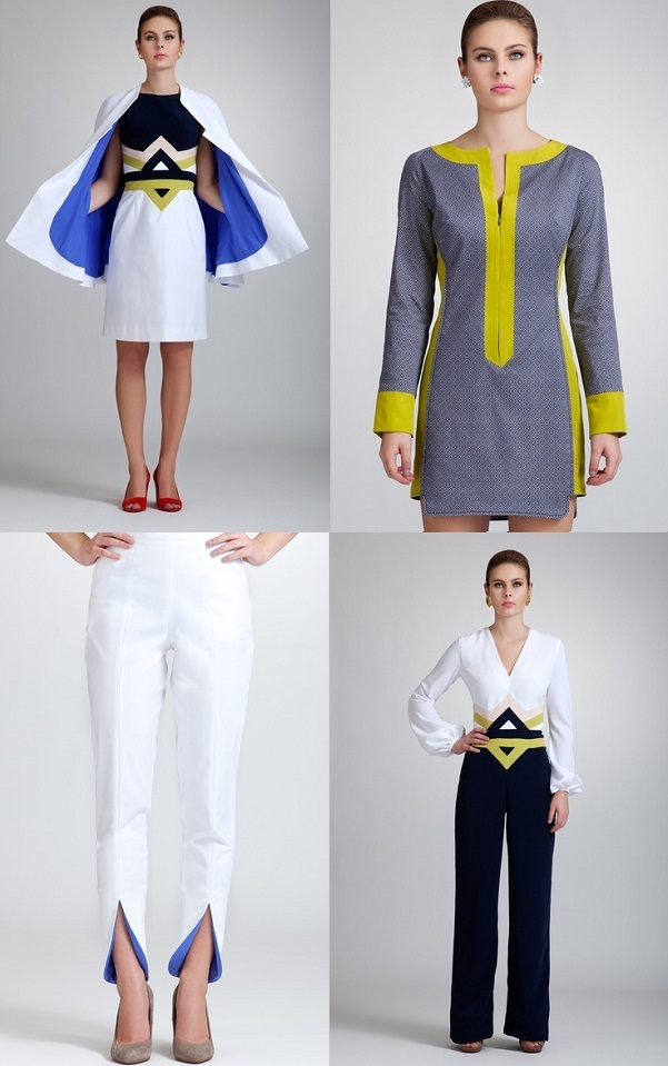 Summer Workwear Wardrobe For Women 2019: Negarin: Fresh, Wearable Fashion Cuts Spot On For Working