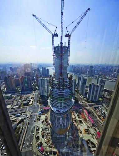 Kingdom Tower Progress