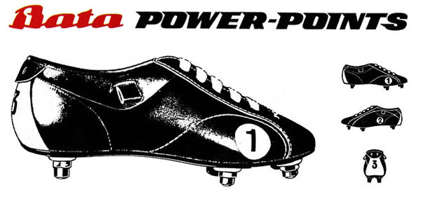 the past points to the future even for football boots