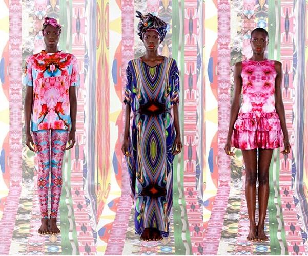 duck farming  thrash metal and experimental art  helen steele u0026 39 s colourful fashion chaos