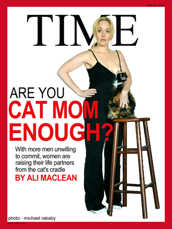 Are You Cat Mom Enough Huffpost